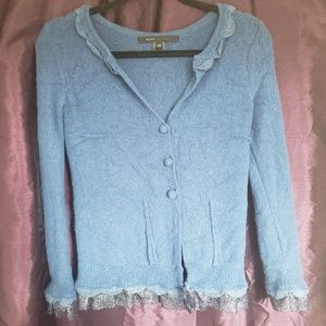 Marc Jacob's Blue Cardigan
